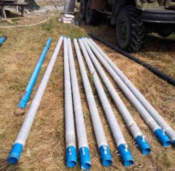 Фильтр для скважины на воду