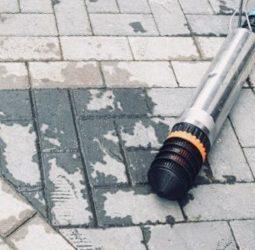 Аппарат для замера уровня воды