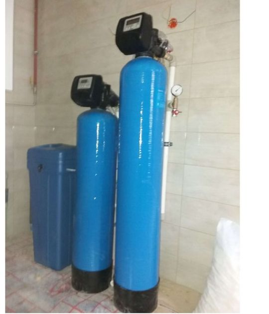 фильтры для воды из скважины - фото