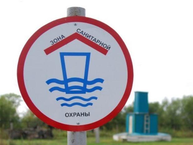 Первый пояс зоны санитарной охраны скважины