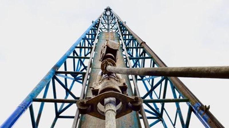 фото бурение промышленных скважин